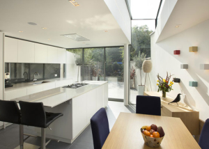 Clapham Wandsworth architect extension