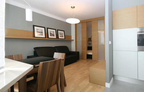 Bespoke modern architect designed appartment