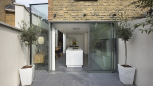 extension planning approval Clapham London sw8