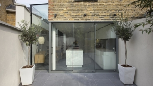house refurbishment planning approval Clapham London sw8