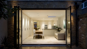 terraced house extension architect design planning approval Wimbledon sw19