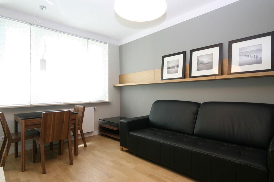 modern apartment living room architect design planning approval