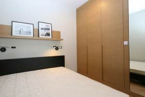 modern flat interiors design architect full service planning approval