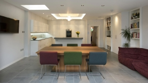 modern house refurbishment architect design planning approval Wimbledon park sw19