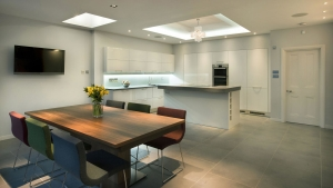modern house remodelling architect design planning approval Wimbledon park sw19