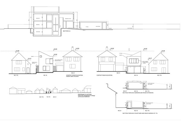 Chessington contemporary architect design